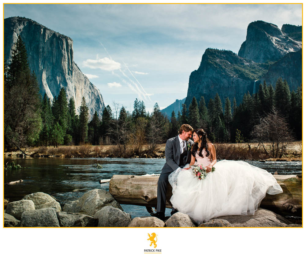 Tina And Nathans Tunnel View Elopement My Yosemite