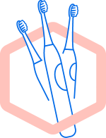 Zana Care Beyond the Chair Z Sonic Electric Toothbrush Icon