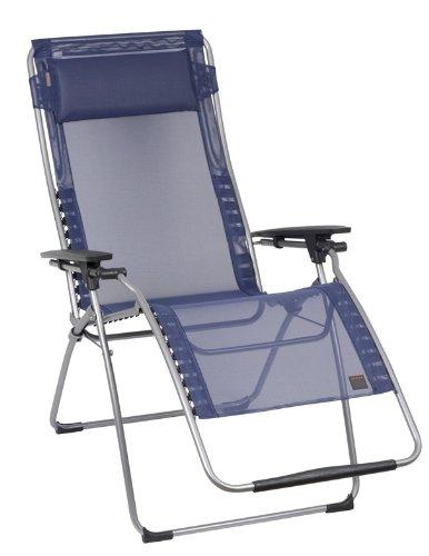 lafuma futura xl zero gravity chair toys r us baby chairs blue iso batyline fabric