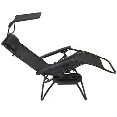 Cup Holder Tray For Zero Gravity Chair Cover Hire Gumtree Best Choice Products With Sun Canopy - Black Our Rating: 4.2 Out Of 5 My ...