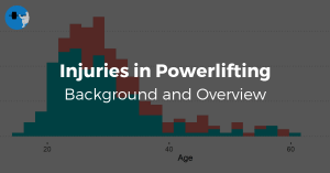 Injuries in Powerlifting: Background and Overview