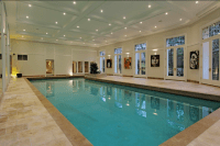 15,000 Square Foot Stone Mansion In Toronto With Indoor ...