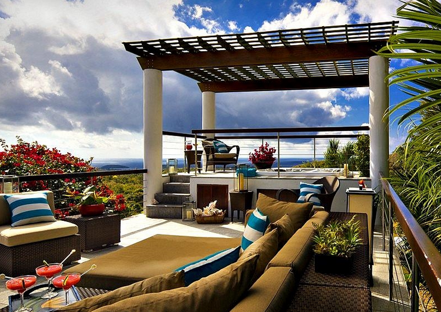 kitchen pantries for sale how much does a restaurant cost $7.8 million contemporary estate on vieques island in ...