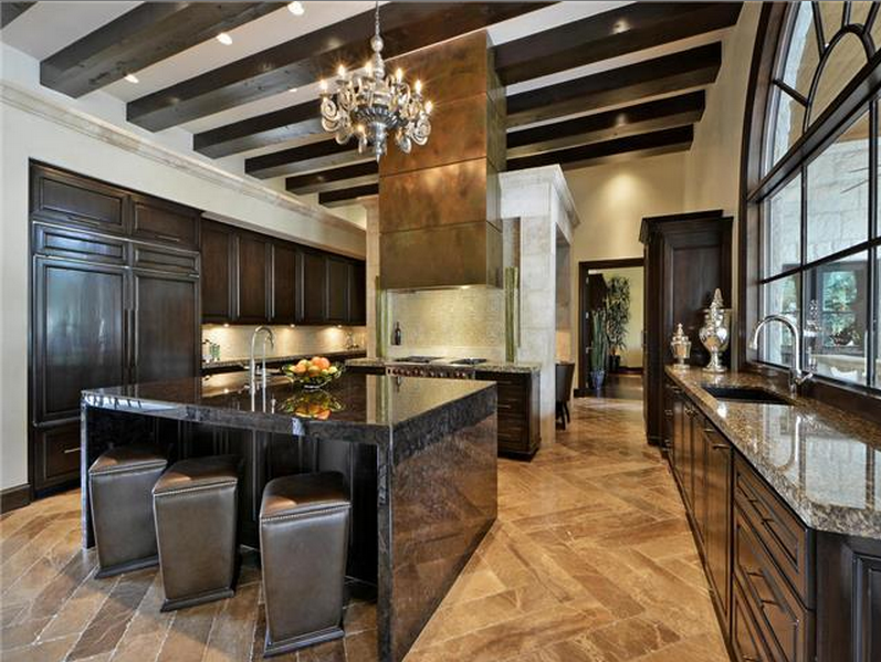 45 Million Newly Listed Spanish Style Mansion In Austin