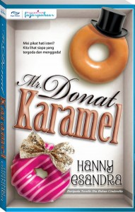 mr donut karamel,