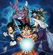 dragon ball, dragon ball super,