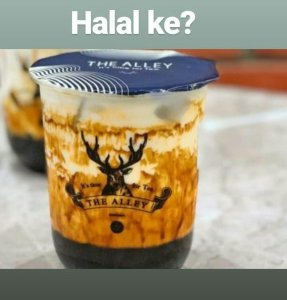 burble tea haram,