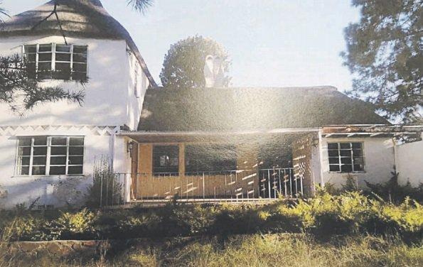 BLF Pretoria mansion