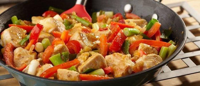 Chicken stir-fr