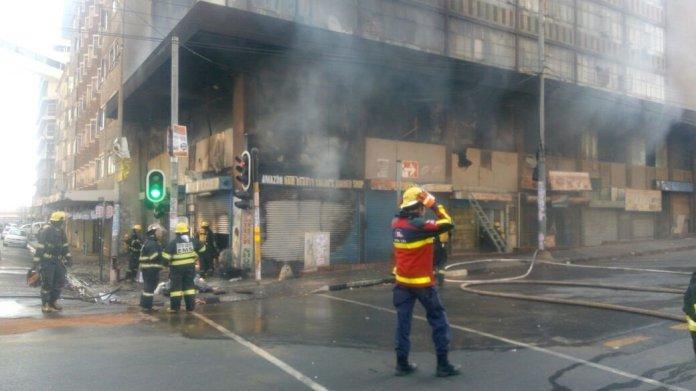 Joburg Fire