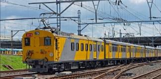 Metrorail services