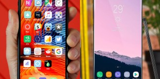 galaxy note vs iphone x