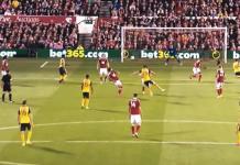 Arsenal v Burnley