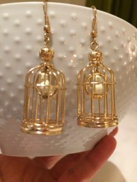 Lovisa Birdcage Earrings  something to chirp about ...