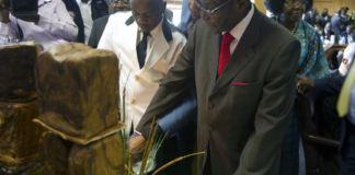 Mugabe-birthday