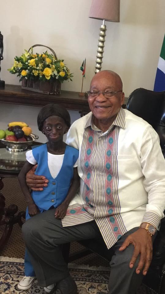 president and ONTLAMETSE