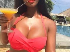 Buhle Mkhize naked
