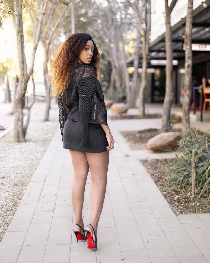 Buhle Samuels in 3 Latest Pictures that shows she still got it