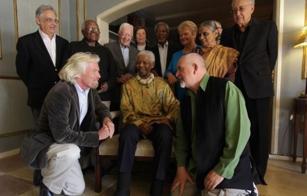 Mandela Day.