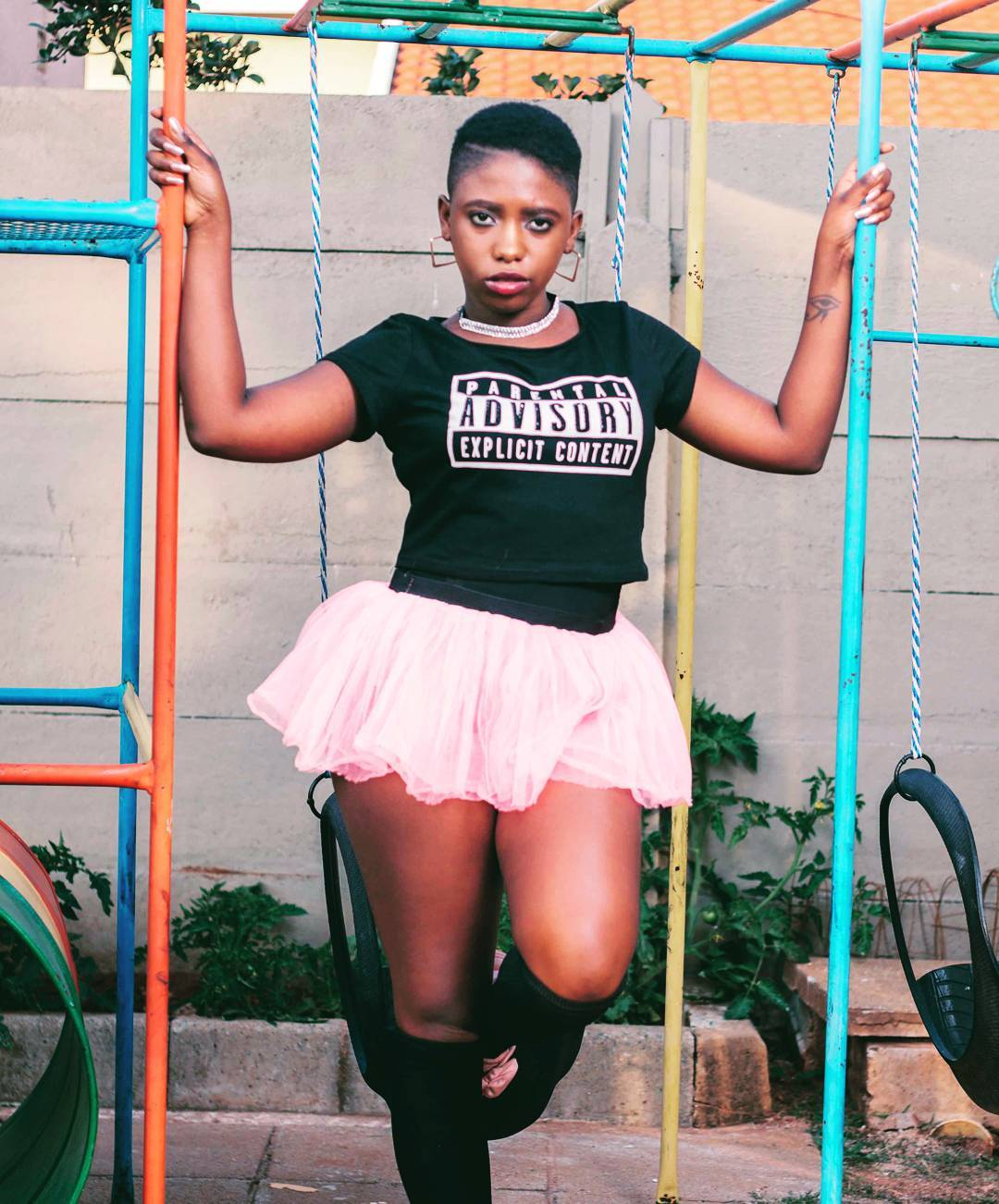 Gigi Lamayne Looks SEXXXY in her Latest Instagram Pictures - 5 HOT PICS
