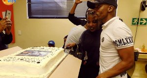 Nolo Phiri Farewell Party
