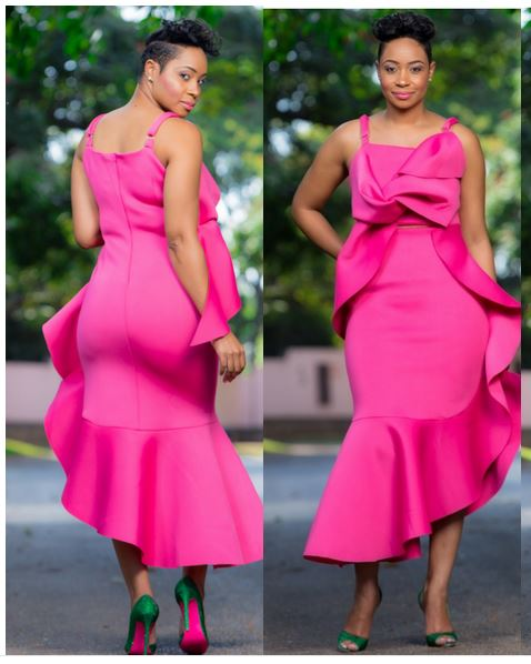 Pokello Pink Bottoms