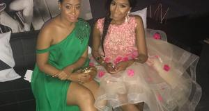 Pokello and Ble Mbombo at Durban July