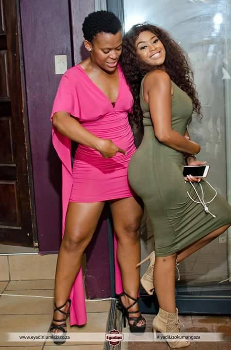 Zodwa Wabantu is now a BRAND AMBASSADOR PANT!ES OR NO PANT!ES SHE IS MAKING M...