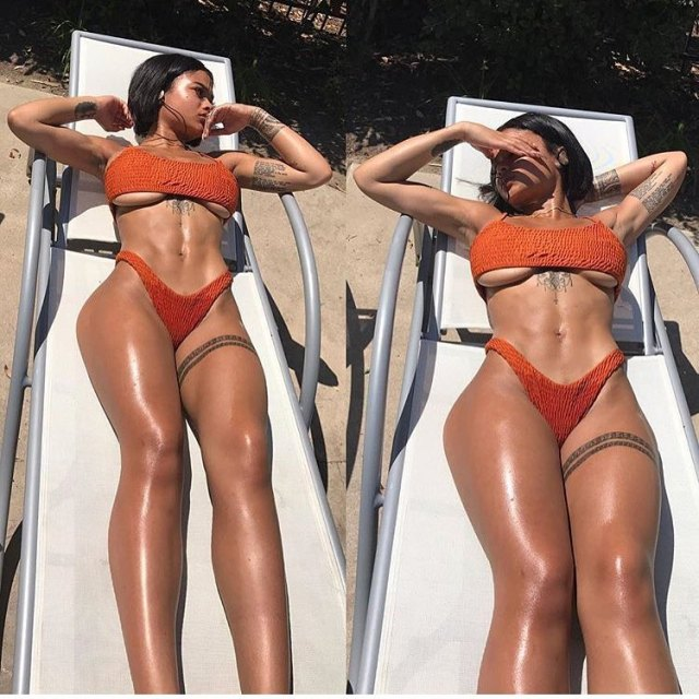 Martha Hunt looking sexy at the beach   protothemanews.com