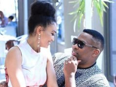 Pearl thusi and robert