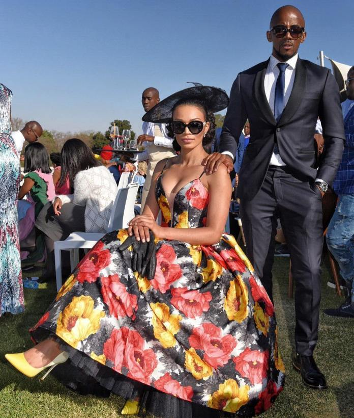 Pearl3 1 - Mzansi Celebs: Pearl Thusi Looked Exquisuitely Beautiful In This Vintage
