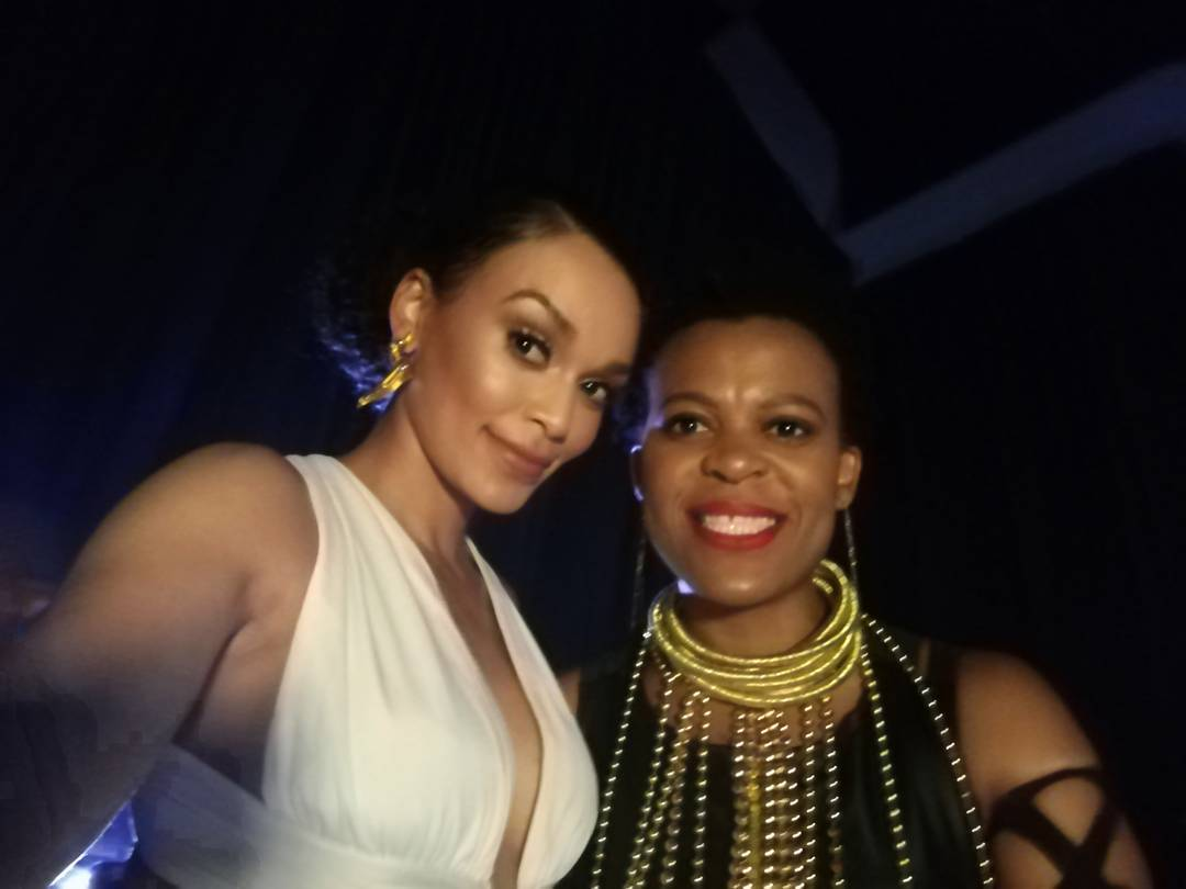 Zodwa Wabantu Back At Eyadini Latest Pictures You Will Love This See Trough Dress -3680