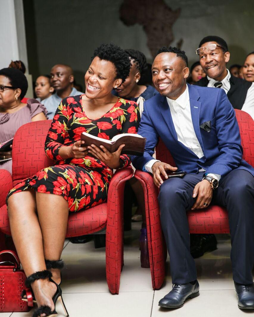 Zodwa Wabantu Attends A Church Sermon With No Pants Still Alongside Dj Tira - Mzansi -9626