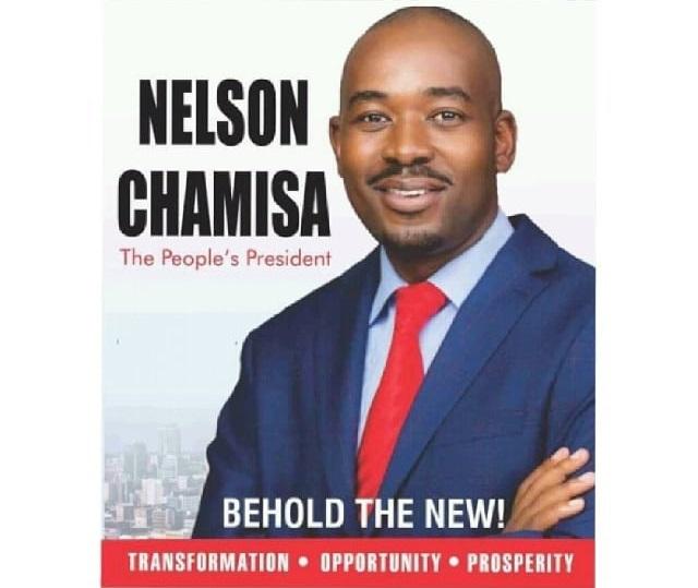 Nelson Chamisa