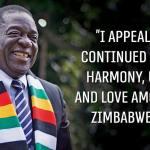 President Mnangagwa