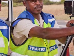 Traffic officer