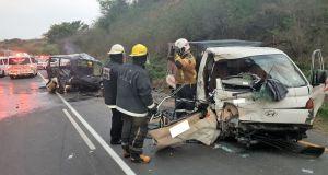 M1 Klaarwater accident
