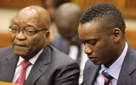 Duduzane Zuma