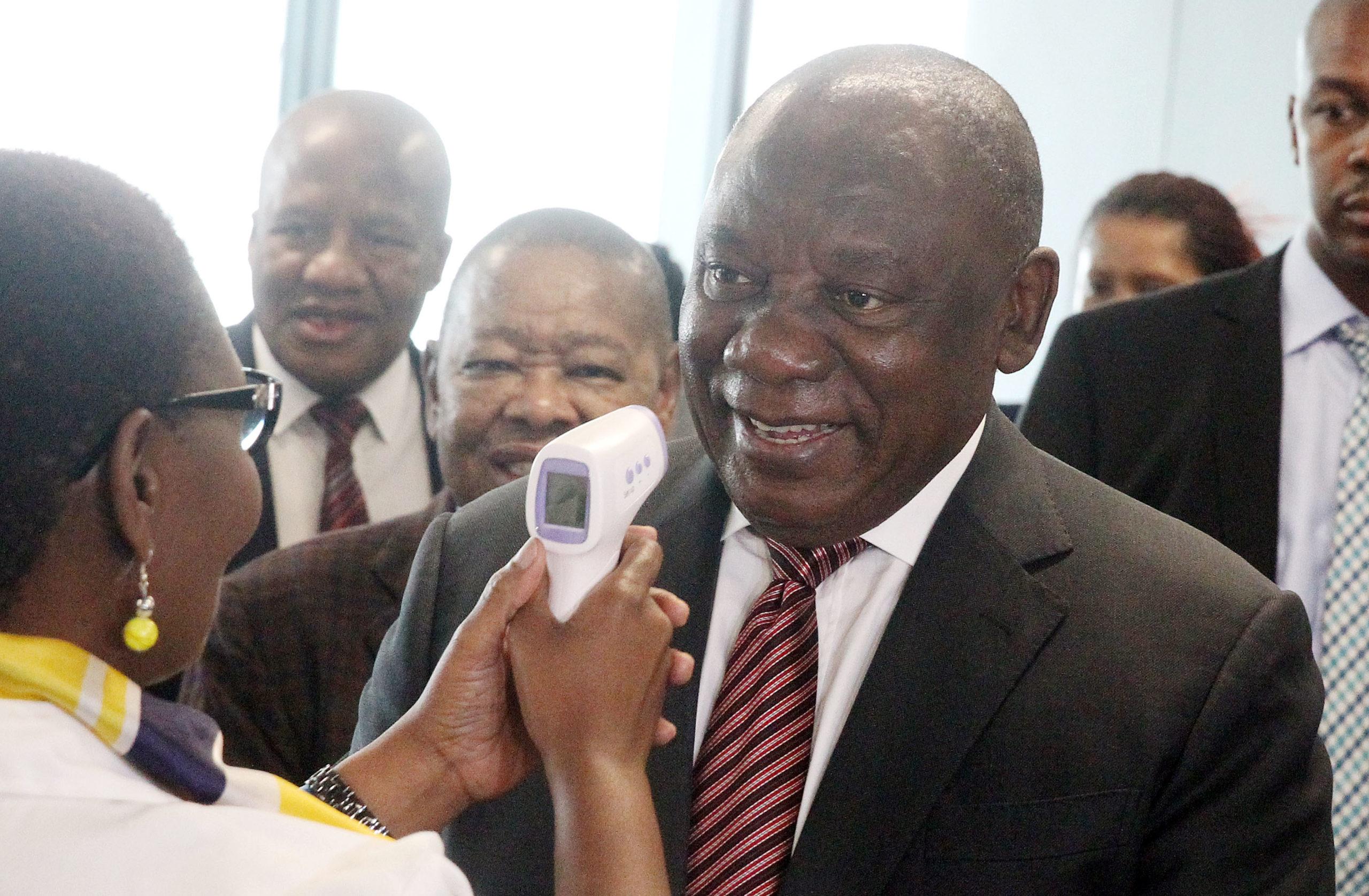 President Ramaphosa