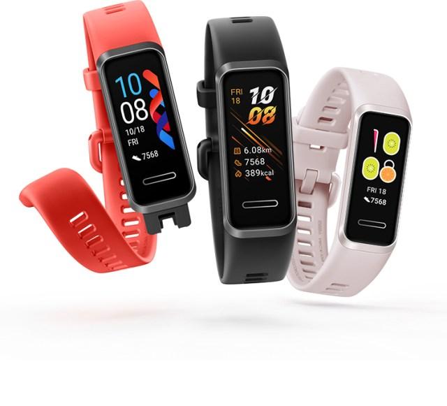 Huawei wristband smart watch