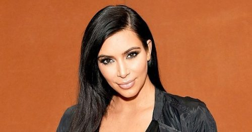 Kanye West Wife Kim Kardashian Naked Pictures Leaked Online By Hackers