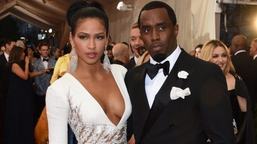 American Rapper P Diddy Girlfriend Cassie Ventura Naked Pictures Leaked