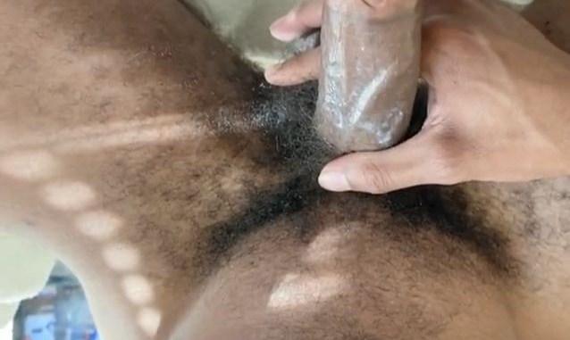 Skinny Mzansi Teen Spreads Fat Creamy Black Pussy