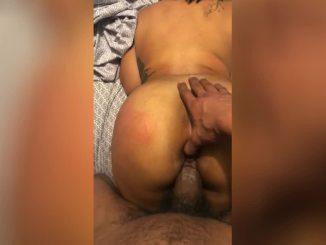 Big Black Booty Mom BBC Backshots