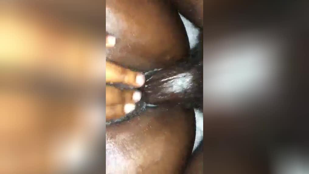Young Tight Ebony Wet Pussy