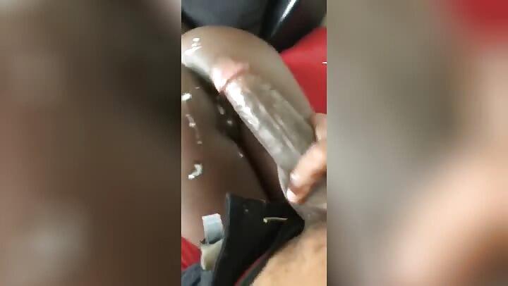 17 yr South African School Girl Fucking Big Dick
