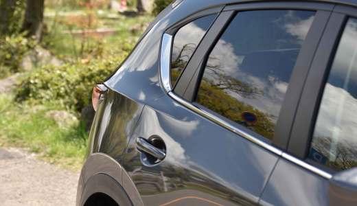 ドアパンチを回避する駐車方法