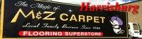 Harrisburg, PA  M & Z Carpets and Flooring