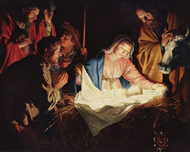 The virgin birth of Jesus