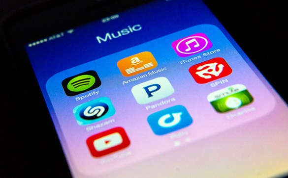 Music-Streaming